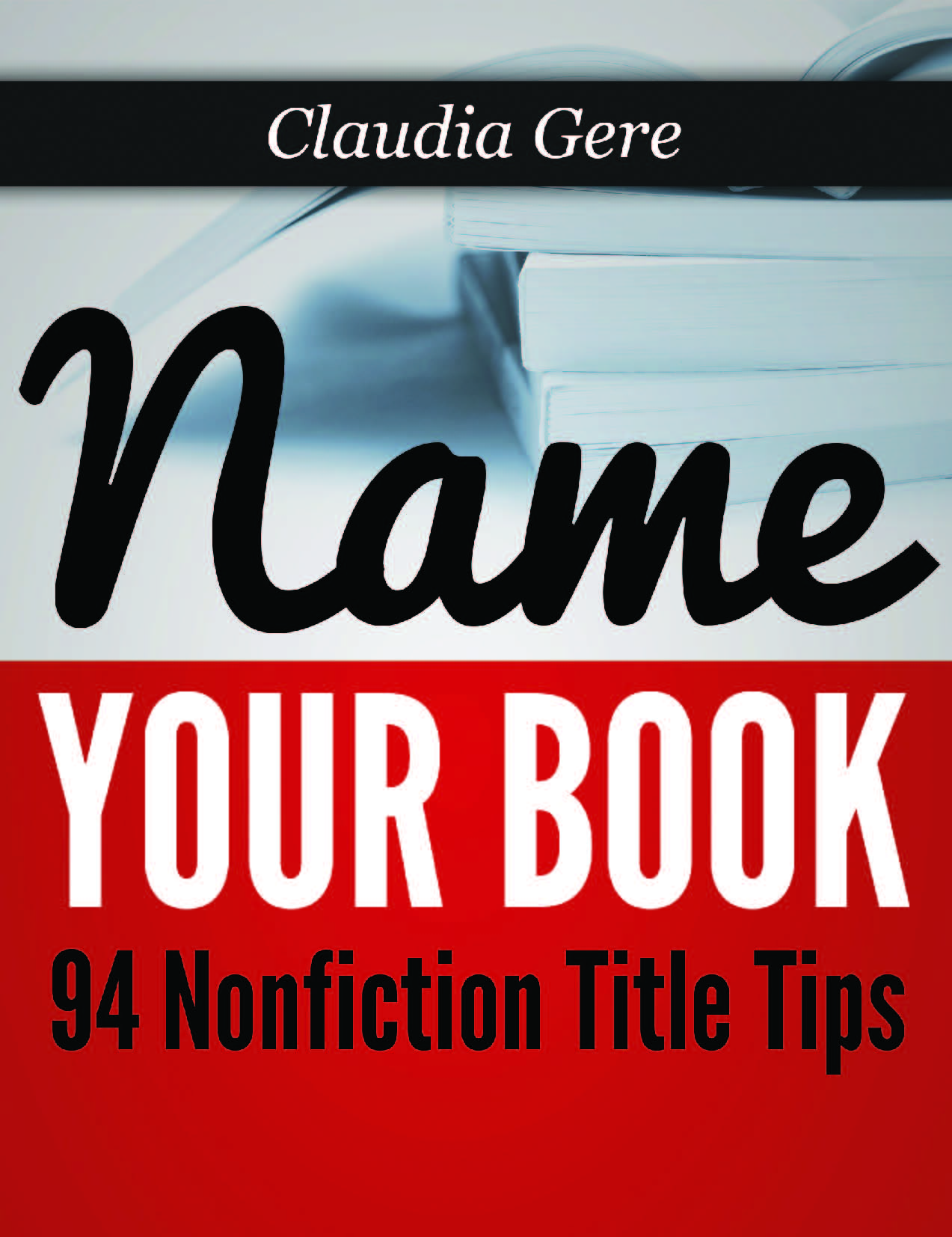Name Your Book