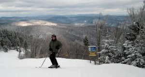 Skiing at Okemo